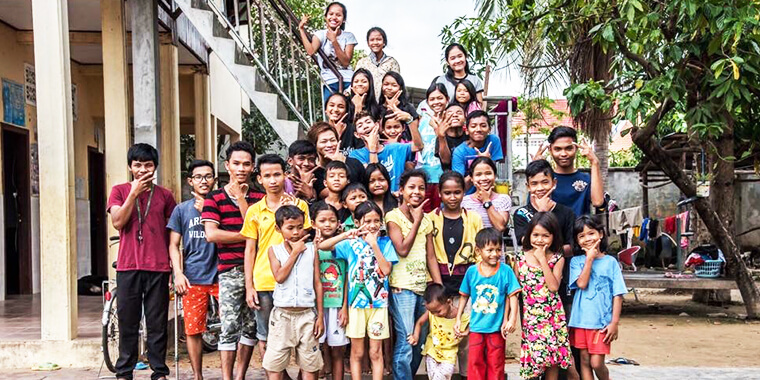 Yuta孤児院の運営サポート