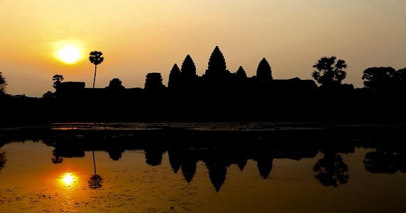 カンボジアの 季節